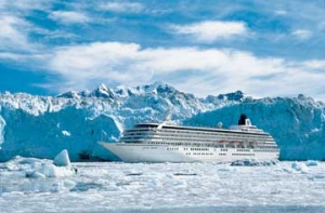 Crystal to return to Antarctica for ultimate white Christmas