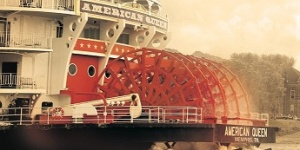 The debut of American Queen's 2013 voyages