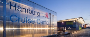 Inauguration ceremony for Hamburg's new cruise terminal