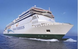 Olympics: the Irish are coming, says Irish Ferries