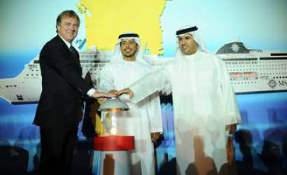 Abu Dhabi anchors home port status with MSC Cruises accord