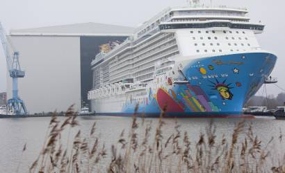 Norwegian Cruise Line place order for next generation ships with Fincantieri