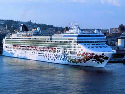 Norwegian cruise liners act fast