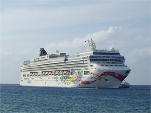 Norwegian Jewel receives enhancements for Houston Arrival