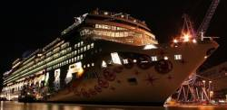 Legendary rockers set sail Halloween 2012 on Norwegian Pearl