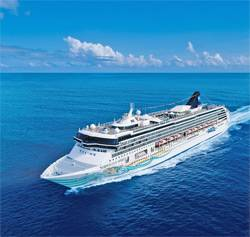 Norwegian Cruise Line brings FIFA World Cup 2014 to passengers