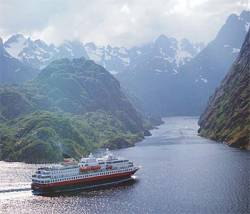"Norwegian History on Hurtigruten's introduces 7-Day ""Ice Breakers Voyage"""