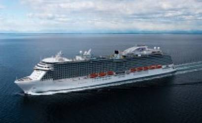 Princess Cruises launches new 3,560-guest ship