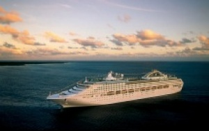 Emerald Princess sets sail for new homeport in Australia