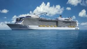 Royal Caribbean takes delivery of Anthem of the Seas in Germany