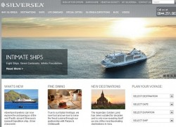 Silversea introduces enhanced personal log-in area on its website