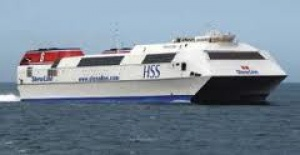 Traffic up at Stena Line