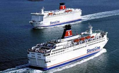 Record breaking year for Stena Line