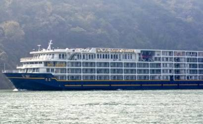 Victoria Cruises relaunched two ships with new interiors on China's Yangtze