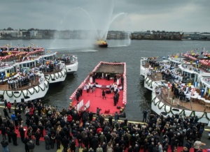 Viking River Cruises sets world record