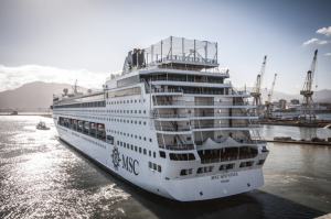 MSC Splendida to homeport in China from May 2018