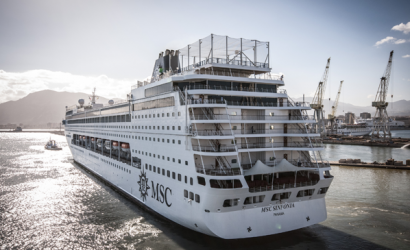 MSC Cruises signs Caissa Touristic Group as Chinese partner