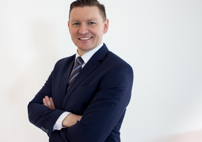 Breaking Travel News interview: Bartlomiej Mart, general manager at Ascott Rafal Olaya Riyadh