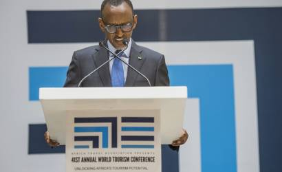 Kagame opens World Tourism Conference in Kigali, Rwanda