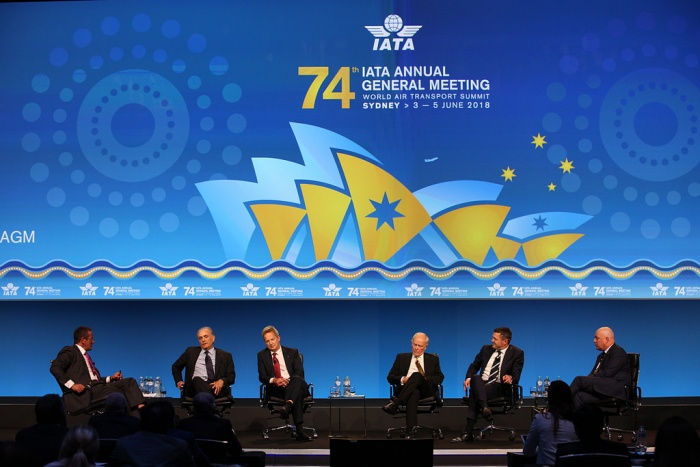 IATA AGM 2018: New open borders strategy to spread benefits of free movement revealed