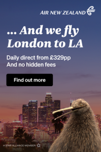 Air New Zealand launches new UK ad campaign