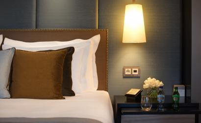 Corinthia Hotel Lisbon unveils redesigned rooms and new restaurant