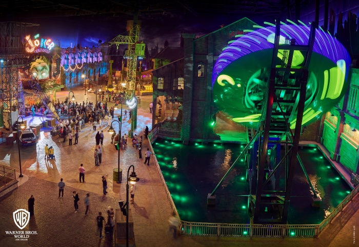 Yas Island welcomes Warner Bros. World Abu Dhabi for summer season