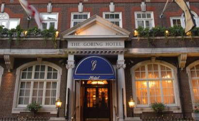 The Goring links with Molton Brown for 'London via the World' series