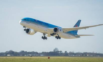 Korean Air takes delivery of first Dreamliner 787-9 from Boeing