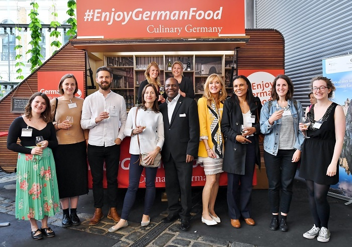 German National Tourist Board hosts culinary showcase in London