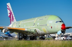 Qatar Airways awaits delivery of first Airbus A380