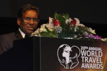 World Travel Awards Indian Ocean Gala Ceremony 2013