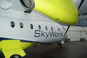 Skywork Airlines makes UK debut