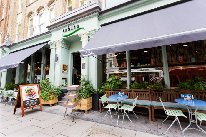 Breaking Travel News review: tibits, London