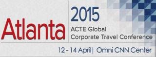 ACTE Global Corporate Travel Conference - Atlanta 2015
