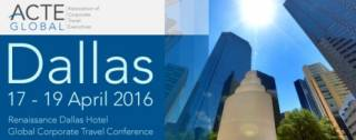 ACTE Global Corporate Travel Conference - Dallas 2016