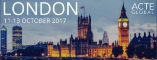 ACTE Global Corporate Travel Conference - London 2017