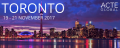 ACTE Global Corporate Travel Conference - Toronto 2017