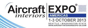 Aircraft Interiors Expo Americas 2013