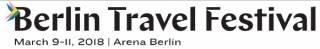 Berlin Travel Festival 2018