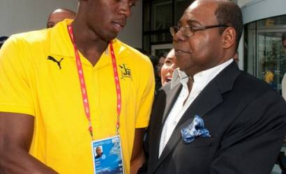 Bolt bids farewell to Berlin at Jamaica VIP Lounge