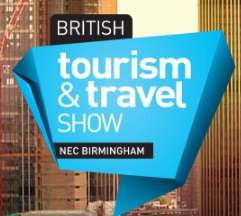 British Tourism & Travel Show 2017