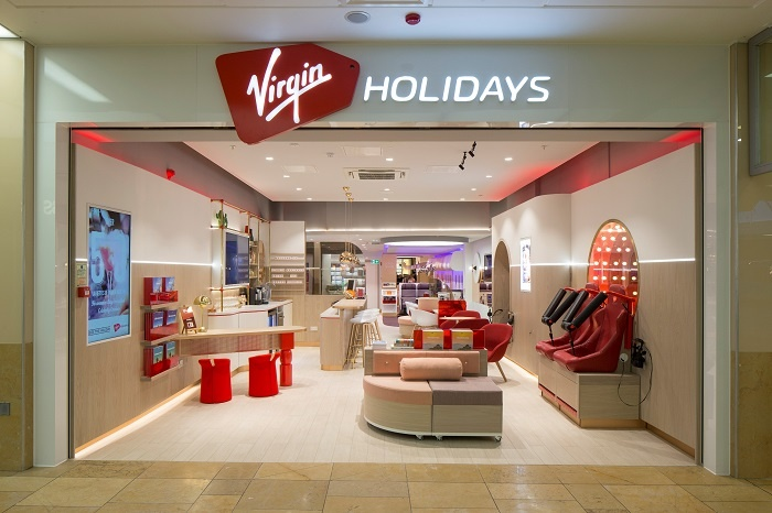 News: Virgin Holidays unveils v-room concept in Wales for first time