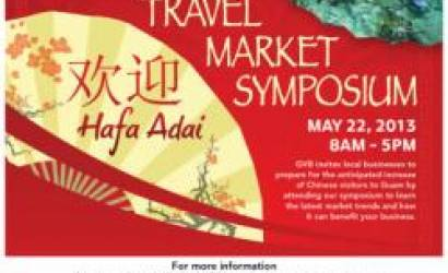 Guam Visitors Bureau to host China Outbound Travel Market Symposium
