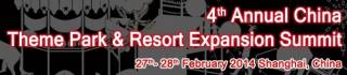 China Theme Park & Resort Expansion Summit 2014