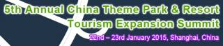 China Theme Park & Resort Expansion Summit 2015