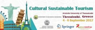 Cultural Sustainable Tourism (CST) 2017