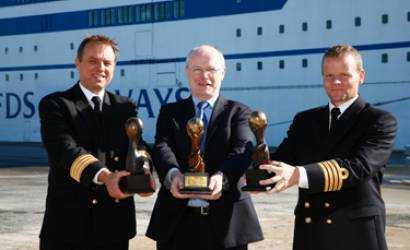 DFDS Seaways wins WTA accolade