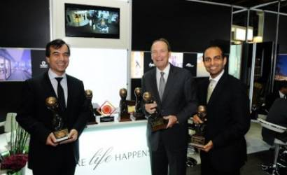Emaar leads celebrations at ATM