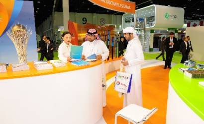 EXPO-2017 pavilion presented at the Future Energy World Summit in Abu Dhabi